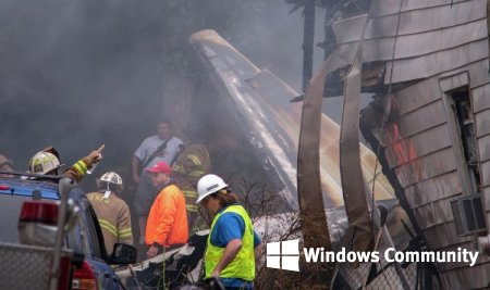В крушении самолета в США погиб бывший вице-президент Microsoft
