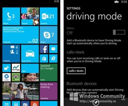 Windows Phone теперь поддерживает 5 и 6 дюймовые 1080p дисплеи