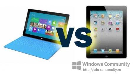 Microsoft нужен свой Surface Mini