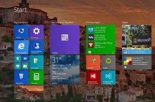 Утёкшие сборки Windows 8.1 Update 2014 могут быть не финальными