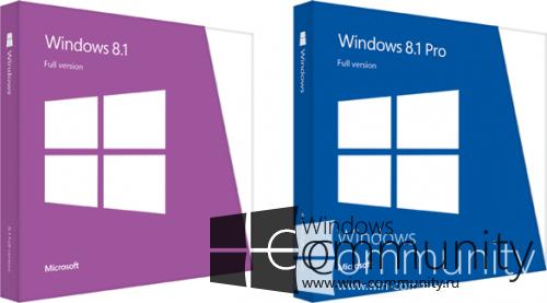 Русские образы Windows 8.1 Update 1 (MSDN)