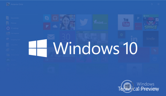 Первые фотографии Windows Phone 10?