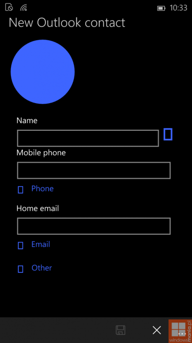 Галерея: Windows 10 for phones build 8.15.12521