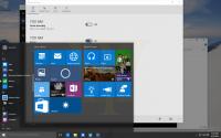 Первые скриншоты Windows 10 Build 10125