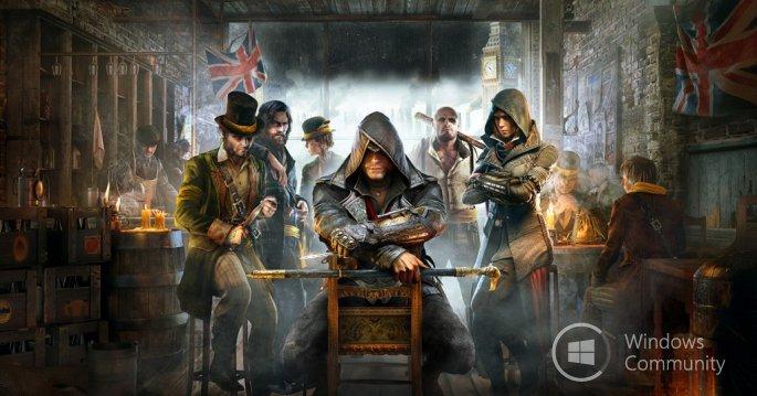 Ubisoft едет в Москву с новым Assassin's Creed: Syndicate