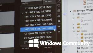 В Microsoft намекнули, какое разрешение будет у нового планшета Surface