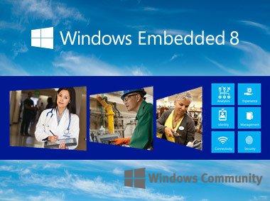 [Обновлено] Ссылки на скачивание Windows Embedded 8.1 Industry Preview