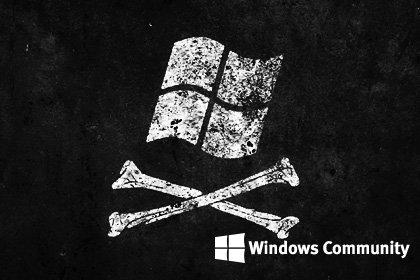 [UPDATE] Microsoft ошибочно сочла свои сайты пиратскими